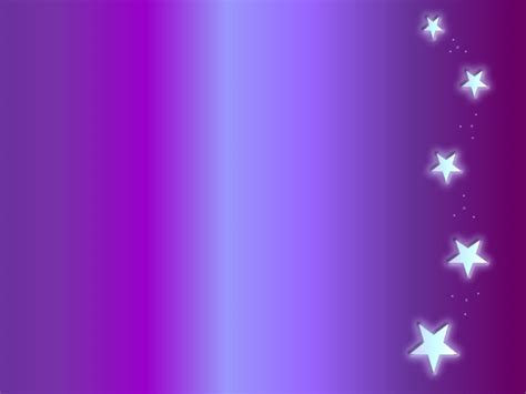 free twinkle stars purple backgrounds for powerpoint