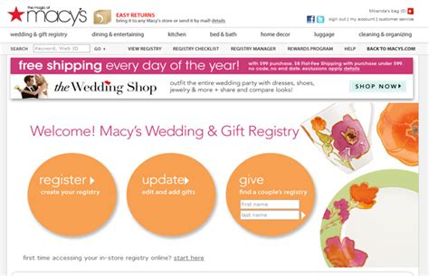 Where Can I Use My Macy S Gift Card - tying the knot this summer here s our top 10 wedding sites list 171 the allmyfaves