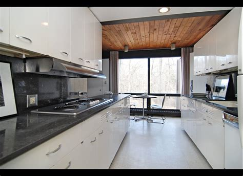 Modern Galley Kitchen Design Designing A Galley Kitchen Can Be