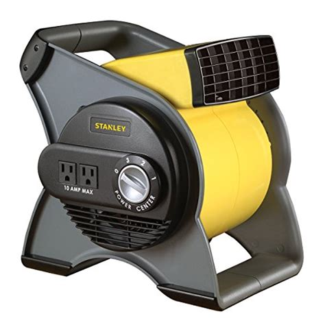 stanley 655704 high velocity blower fan yellow lasko stanley 655704 high velocity blower fan yellow