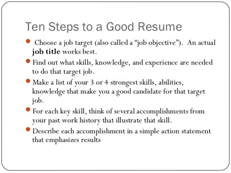 steps for writing a resume speeches and technical reports essays and