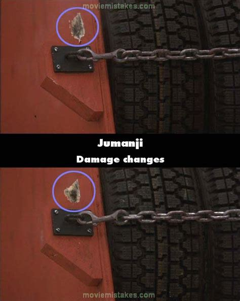 jumanji movie mistakes jumanji movie mistake picture 8