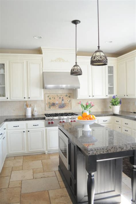 tiles for country kitchen granite tile countertops kitchen traditional with country
