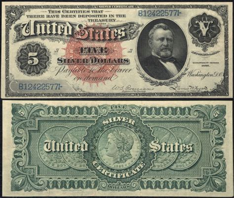 how much is a 1886 silver dollar worth 1886 five dollar bill note value and information