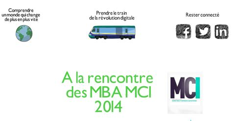 Mba Mci by Interviews Des Anciens Mbamci