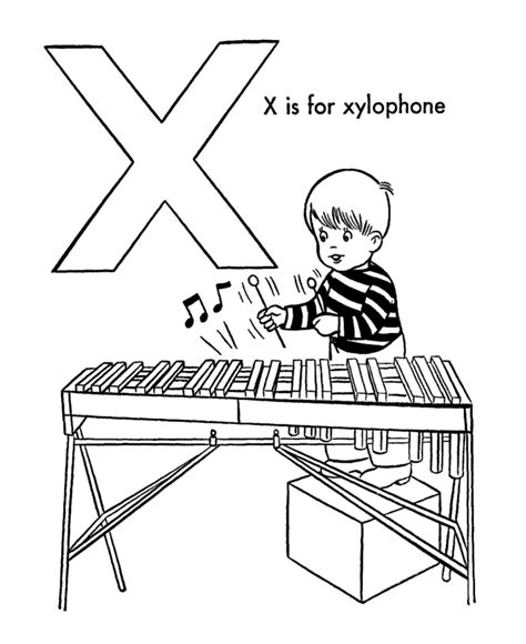 coloring pages of a xylophone xylophone coloring pages coloring pages