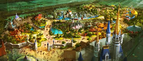 in ride concept 1958 fantasyland d23 confirms fantasyland expansion rumors the disney