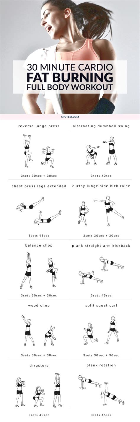 30 minute burning workout