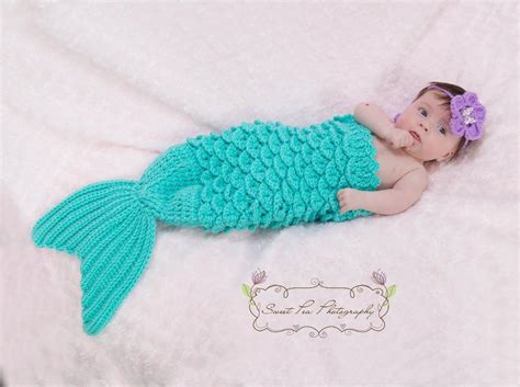 Name Crocheting Mermaid Tail Photo Prop Under The Sea | mermaid tail photo prop under the sea by tcdesignsuk