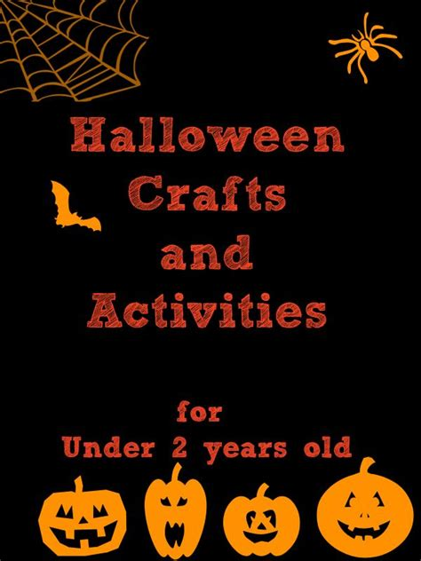 halloween themes for daycare halloween ideas for toddlers crafts and activities