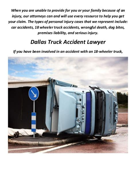 Dallas Truck Lawyer 2 truck lawyer in dallas kastl p c