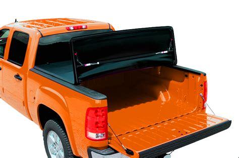 rugged folding tonneau cover rugged liner e series vinyl folding tonneau cover