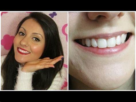 come sbiancare i denti velocemente a casa denti subito bianchi sbiancamento istantaneo incredibil