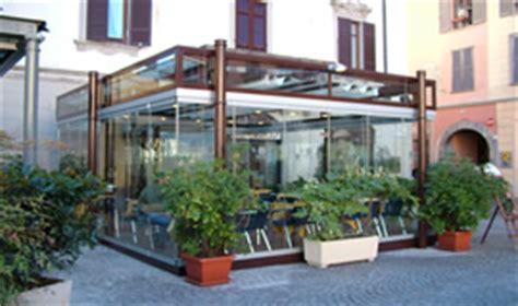 gazebi chiusi con vetrate le verande i porticati le pergole gm morando