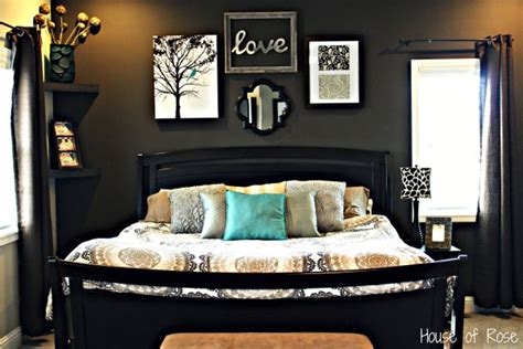 bedroom makover master bedroom wall makeover