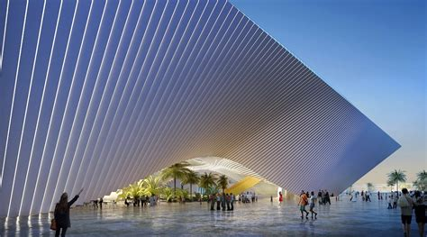 biggest architecture firms three major firms tapped to design dubai expo 2020