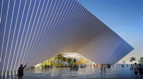 architecture firms three major firms tapped to design dubai expo 2020