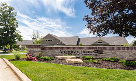 American House Senior Living by Photos Of American House Jenison In Jenison Michigan