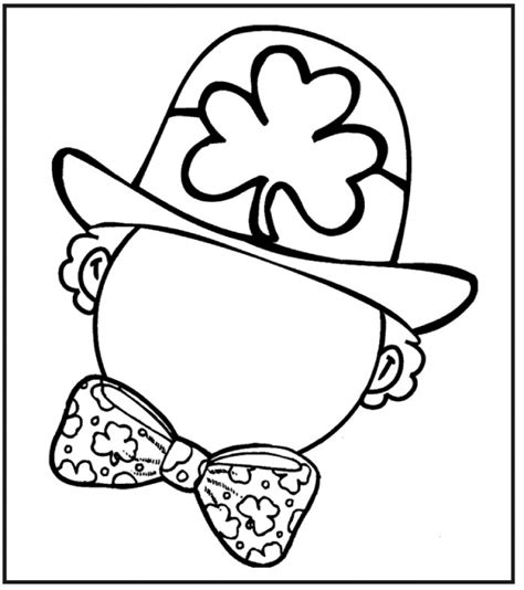 Get This Free Leprechaun Coloring Pages To Print 6pyax Leprechaun Coloring Pages Free