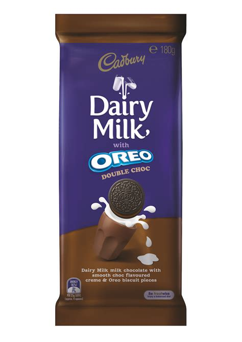 cadbury release new oreo choc supermarket news