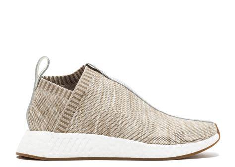 Sepatu Nike Nmd Cs2 nmd cs2 pk s e quot kith x quot adidas by2597 white light brown gray flight club