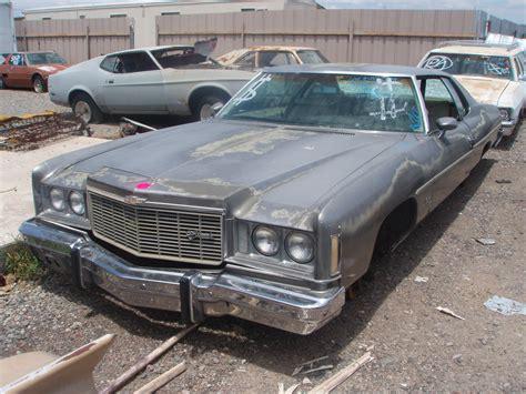 chevy impala parts 1975 chevrolet impala 75ch1082d desert valley auto parts