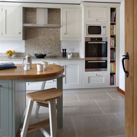 how to create a shaker style kitchen white shaker style kitchen ideal home