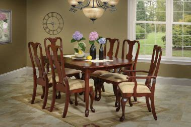 queen anne wooden furniture countryside amish furniture