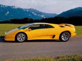 Lamborghini Gallardo 1990 Lamborghini Diablo 1990 93