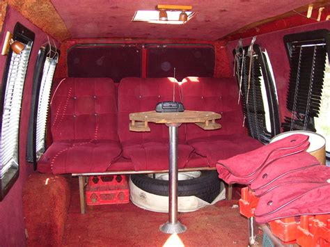 van upholstery the van interior by musclecarlover69 on deviantart