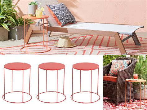 cheap outdoor side tables best outdoor furniture for 100 bob vila
