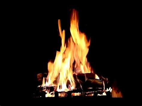Crackling Fireplace Sound by Fireplace With Crackling Sounds Hd Doovi
