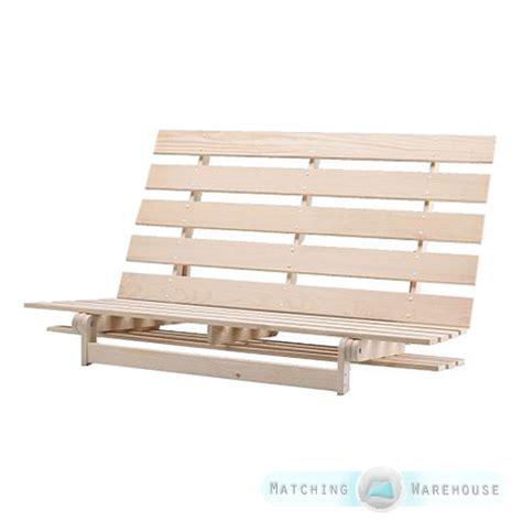 single wooden futon wooden futon base frame 1 seater single and 2 3 str