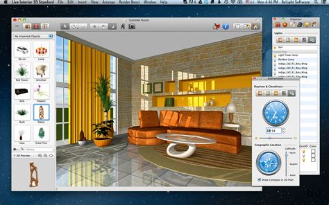 free 3d interior design software free 3d modeling software for mac