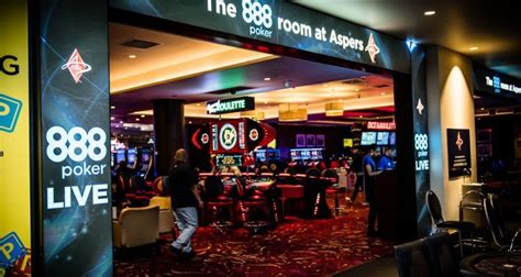 live poker room 888poker makes the news with its live and online