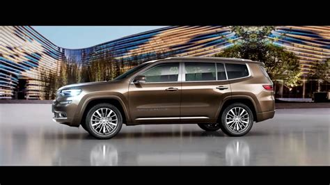 2020 Jeep Commander by Jeep Releases Images Of The New Grand Commander 7