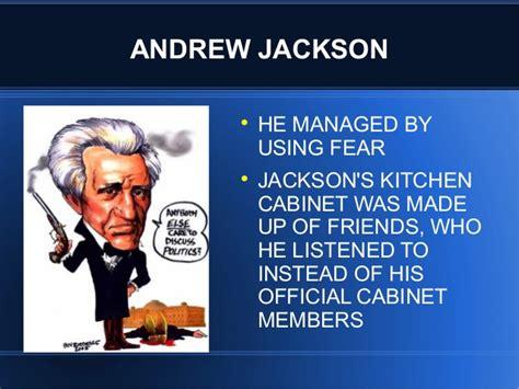 andrew jacksons kitchen cabinet andrew jackson