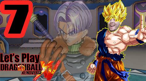 back to the future let s play xenoverse