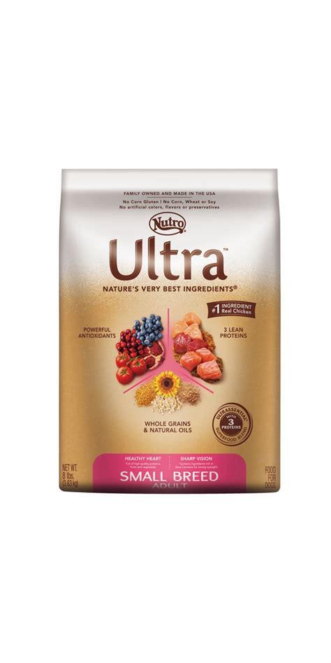 Nutro Ultra Small Breed Food 8 Lb