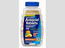 Amazon.com: GoodSense Calcium Regular Strength Antacid ... $50 Visa Gift Card Png