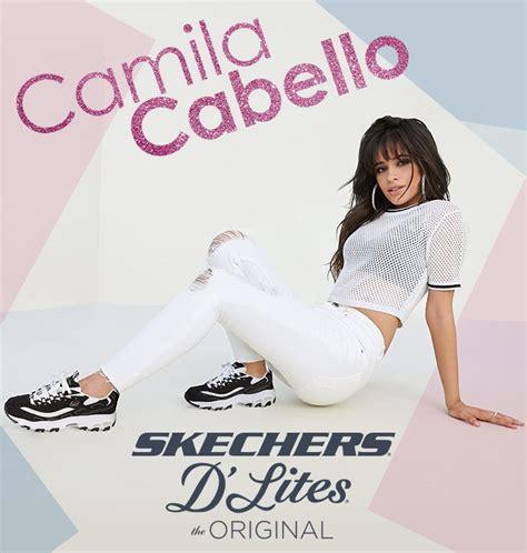 Skechers X Camila Cabello by Shop The Camila Cabello D Lites Collection