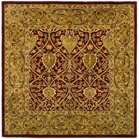 Square Area Rugs Safavieh Legend Gold 8 Ft X 8 Ft Square Area Rug Pl819k 8sq The Home Depot