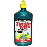 Turtle Wax Metallic Car Wax Pengkilap Cat Metalik turtle wax metalic original liqvid 0 5l čar namestaj sredidom