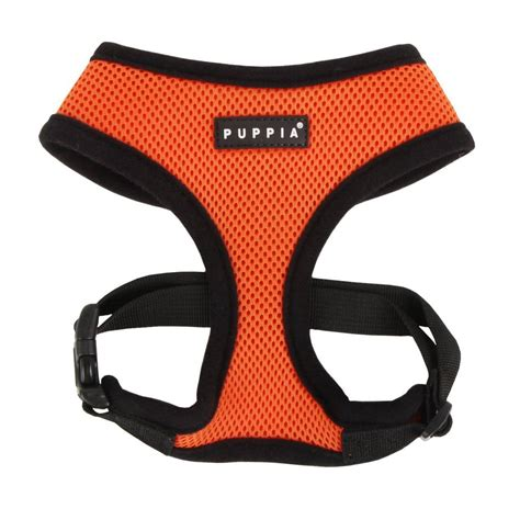 soft harness puppia soft harness orange order petsonline