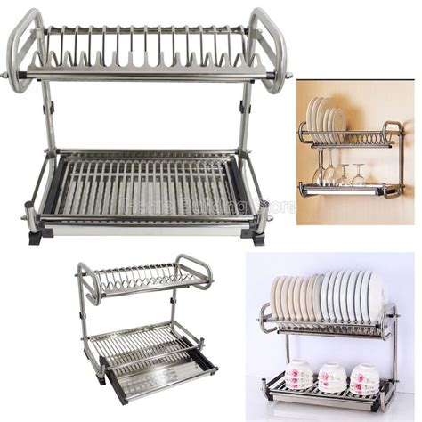 Wall Dish Drying Rack by Best 25 Dish Drying Racks Ideas On Kitchen