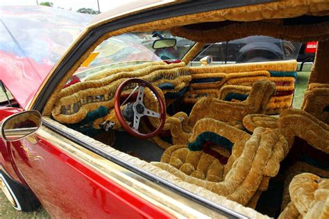 San Antonio Auto Upholstery by Celebrating A Colorful Car Culture San Antonio Express News