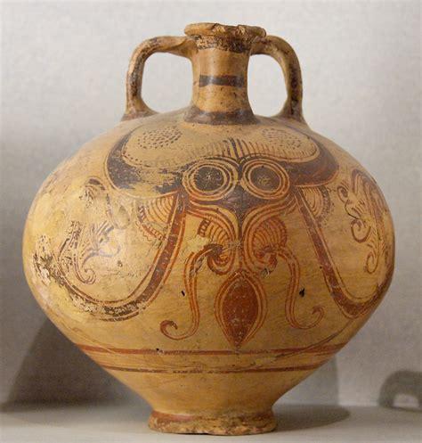 vasi micenei file stirrup vase louvre ca2906 jpg wikimedia commons