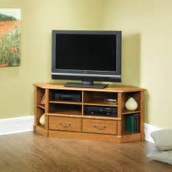 tv stands corner sauder orchard corner tv stand 403818