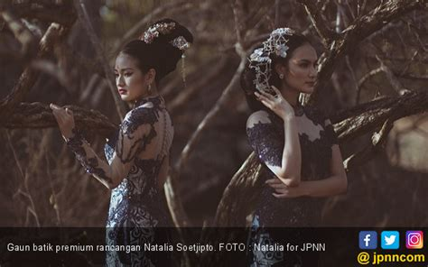 inspirasi dewi khayangan  balutan batik lifestyle