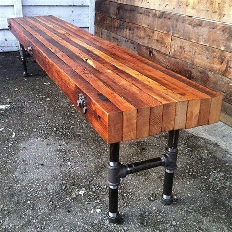 work bench legs cast iron workbench legs reclaimed wood bench with industrial cast iron legs bench